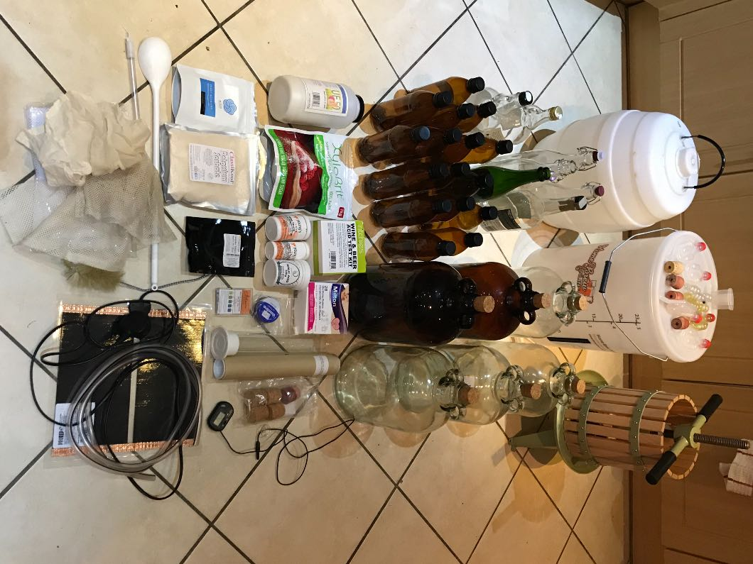 Cider/Beer Brewing kit