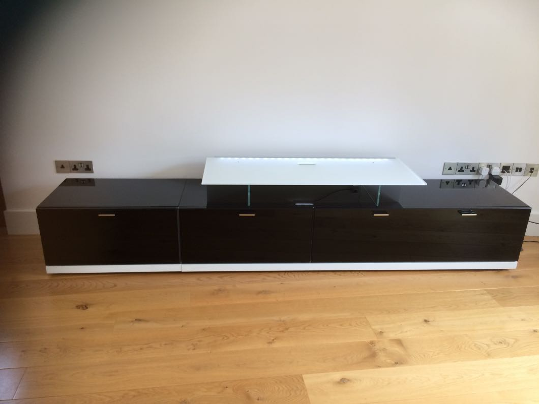 New listing LOUNGE UNITS WITH T.V. STAND