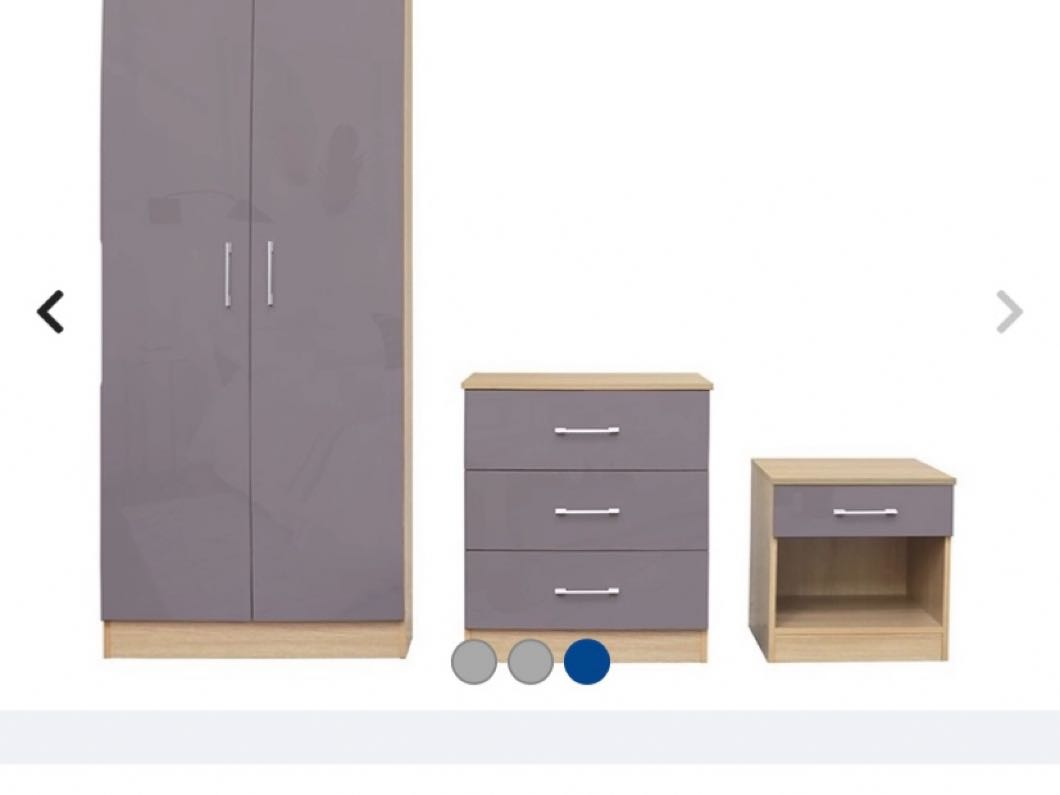 Brand new bedroom furniture set