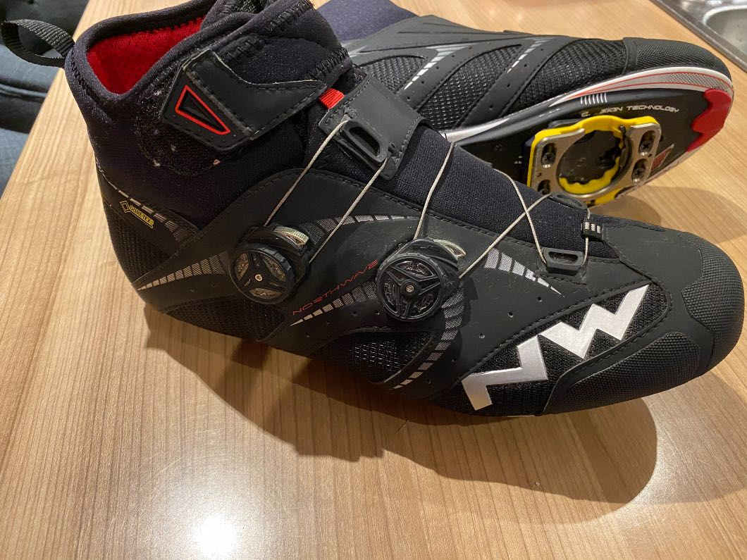 Winter Cycling Boots