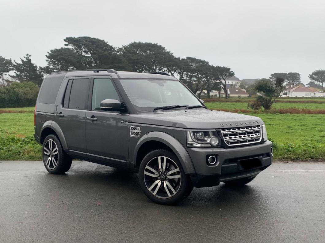 Land Rover Discovery 3.0SDV6 HSE Luxury