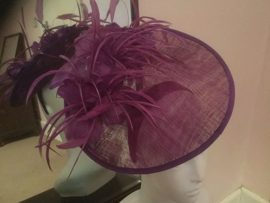 Hyacinth Hat Hire and Millinery Jersey