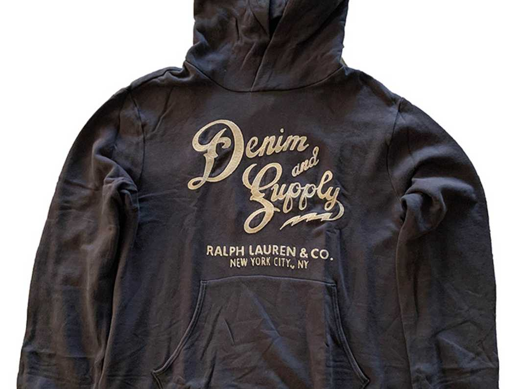Ralph Lauren Denim & Supply Hoodie