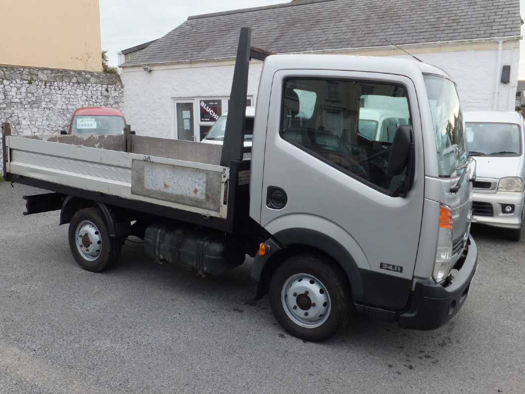 Nissan Cabstar 2008, only 36,000 miles!
