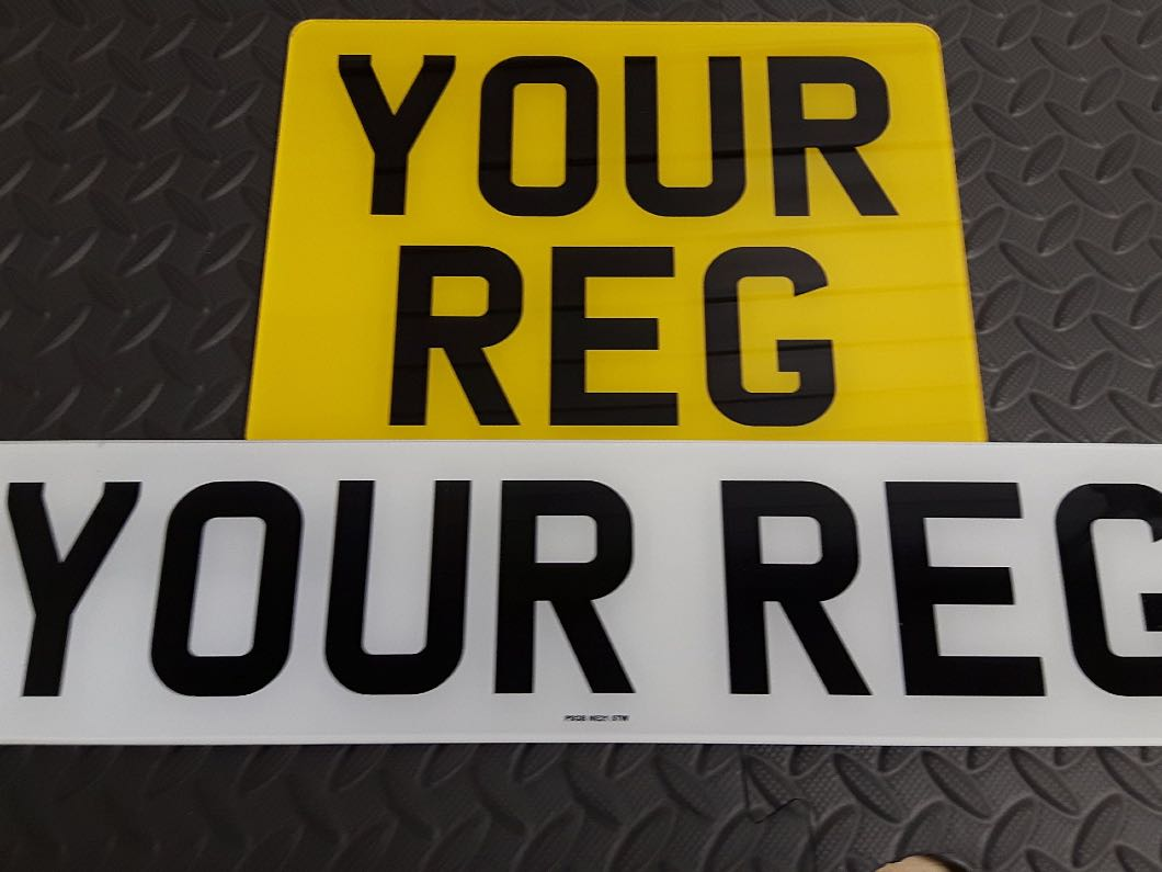 ** Wanted ** 1 , 2 and 3 digit number plate