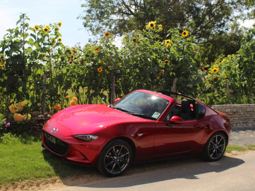 Have You An Mazda MX-5 - New Channel Island MX- 5 Owners Club Area Co-Ordinator's  Welcome You