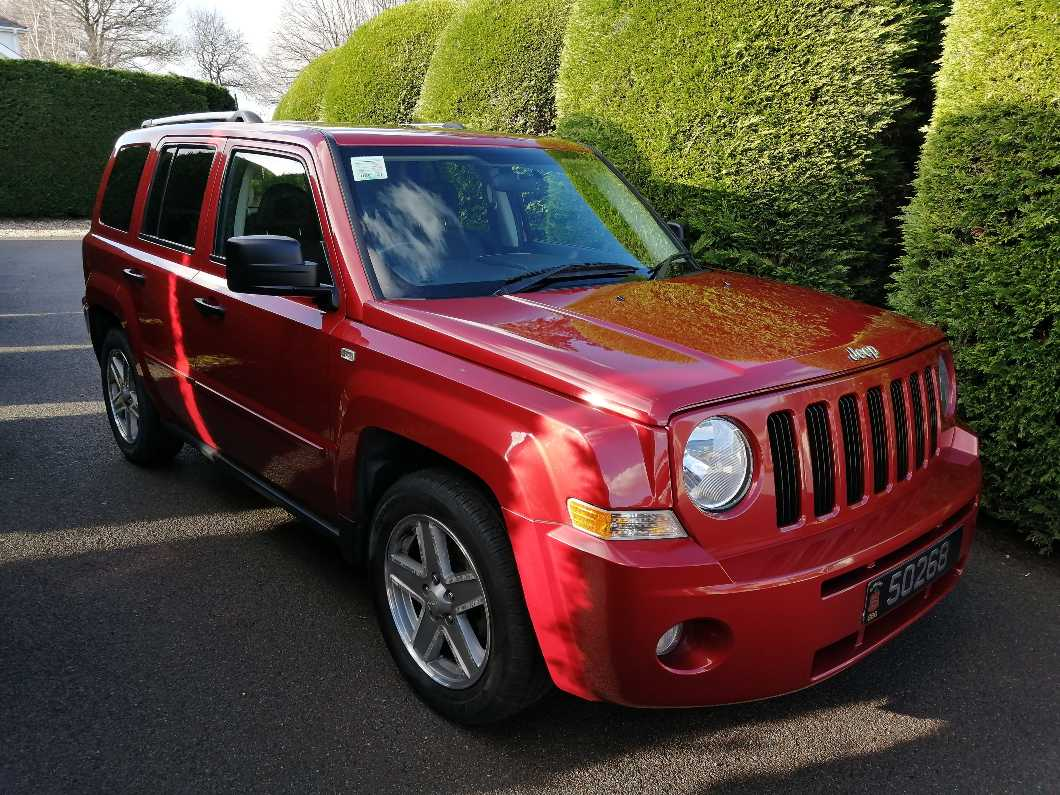 Jeep Patriot 2.4L Limited Edition UK