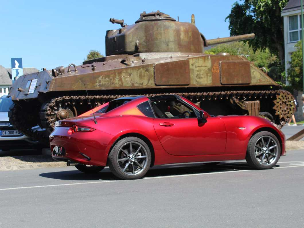 Have You An Mazda MX-5 - New Channel Island MX-5 Owners Club Area Co-Ordinator's  Welcome You