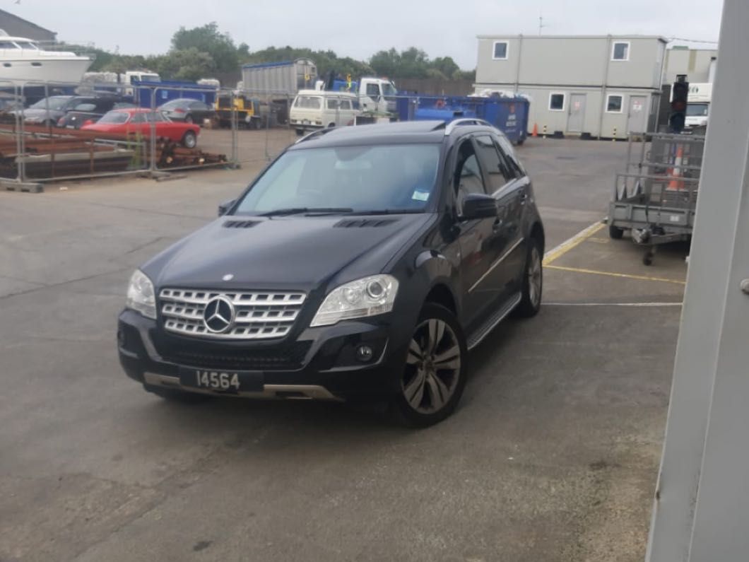 Mercedes-Benz ML 300cdi