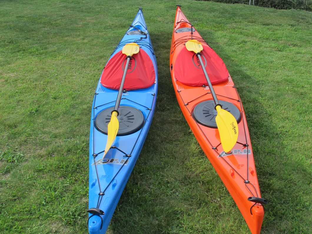 P and H Delphin 155 Sea Kayaks
