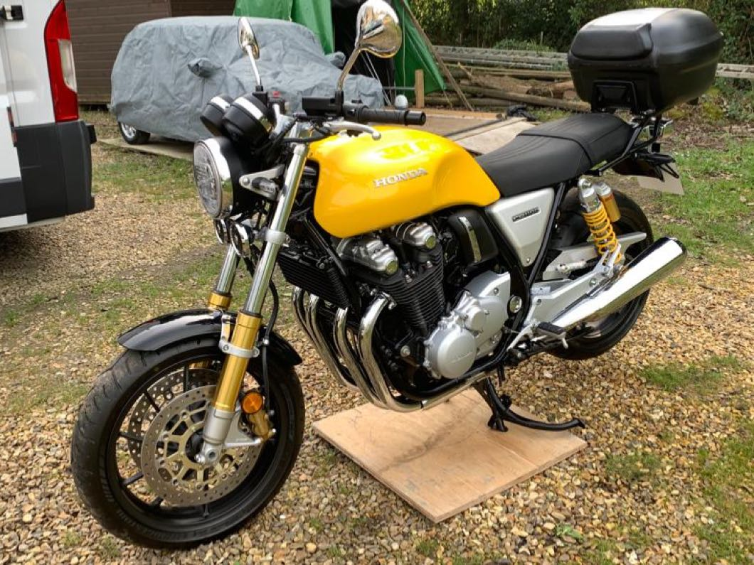 Immaculate Honda CB1100 rs