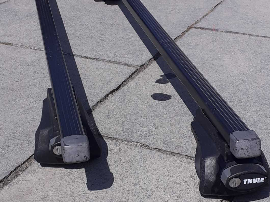Thule Evo SquareBar roof rack bars
