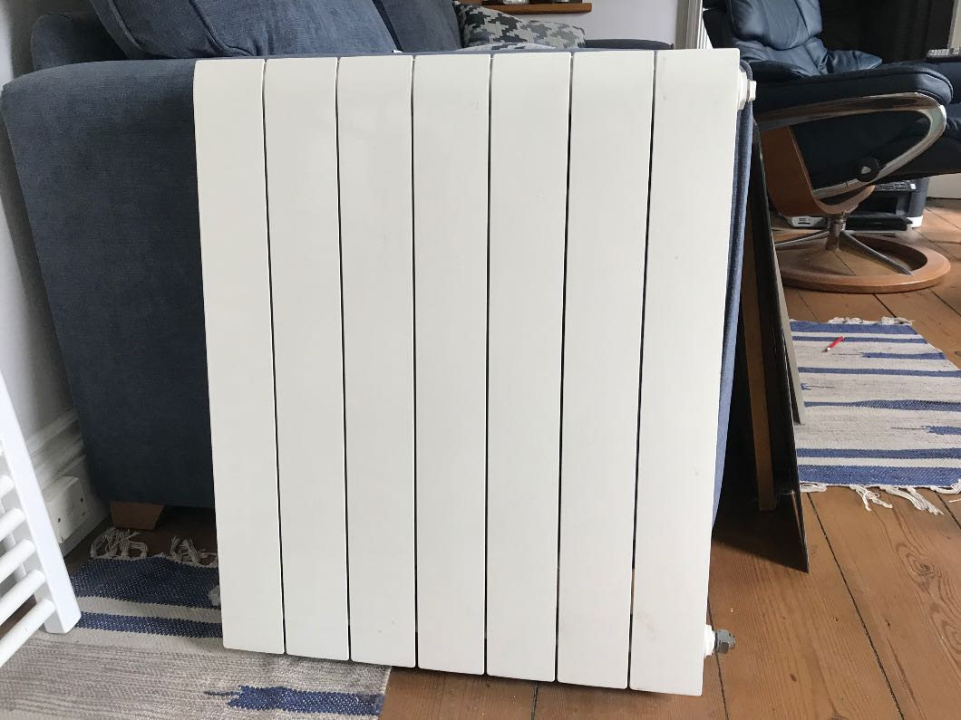 Radiator as New