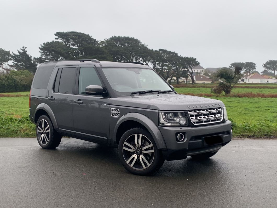 Land Rover Discovery 4 3.0 SDV6 HSE Luxury
