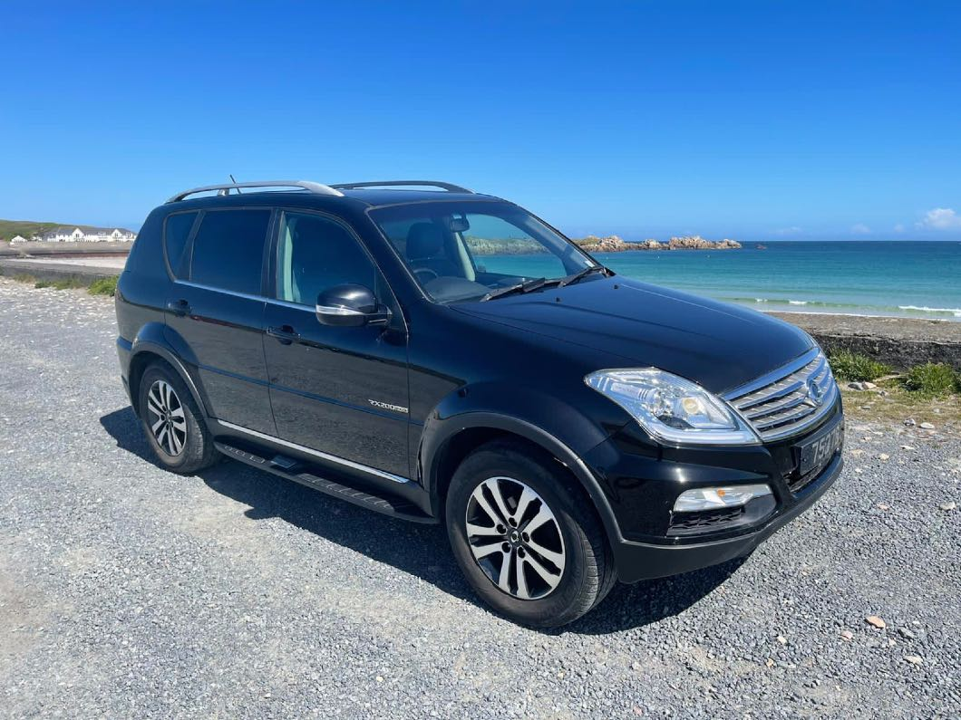 Ssangyong Rexton W 2.0 EX Automatic (Diesel)