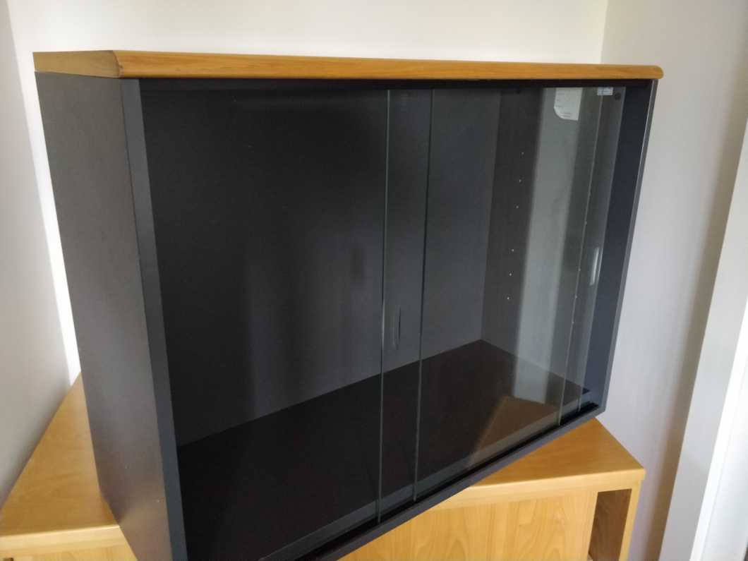 Glass Fronted Storage / Display Unit