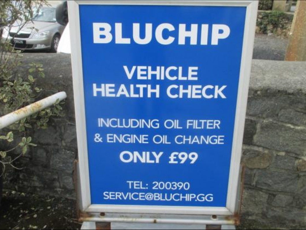 VEHICLE HEALTH CHECK & OIL CHANGE / OIL FILTER