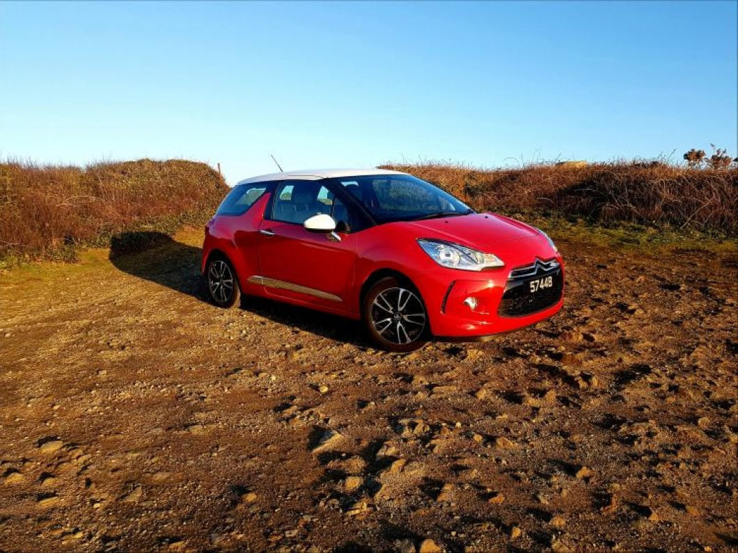 Citroen DS3 1.4 VTI 2011
