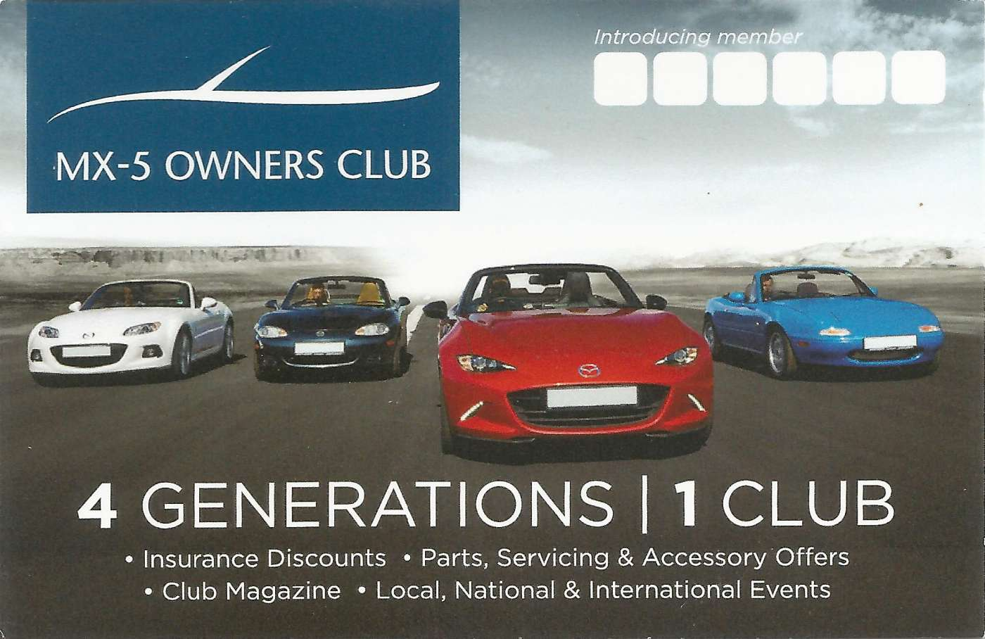 Have You An MX-5? The Channel Islands MX-5 Club Are Having An Open Meeting