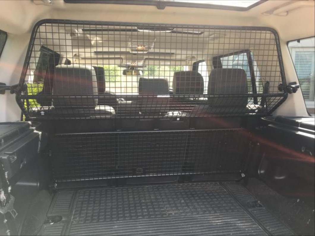 Land Rover Discovery 4 Dog Guard