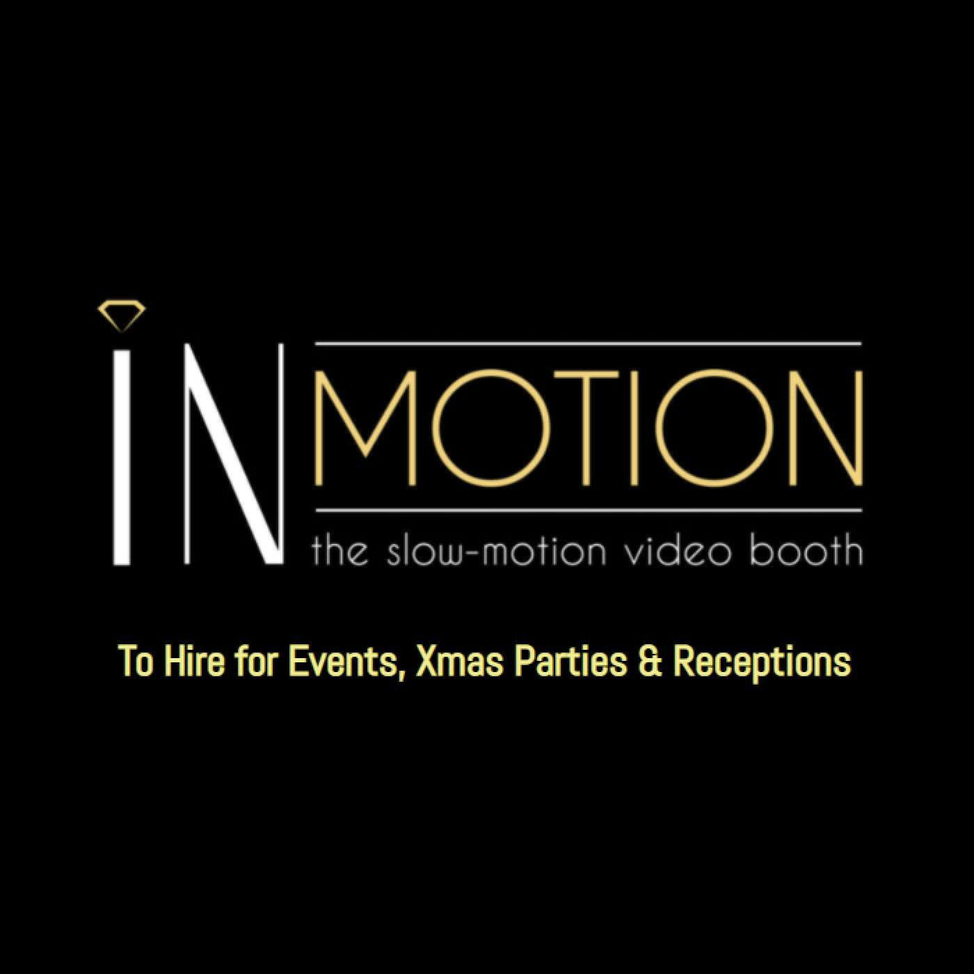 'The InMotion Booth' - To Hire for Events, Xmas Parties & Receptions