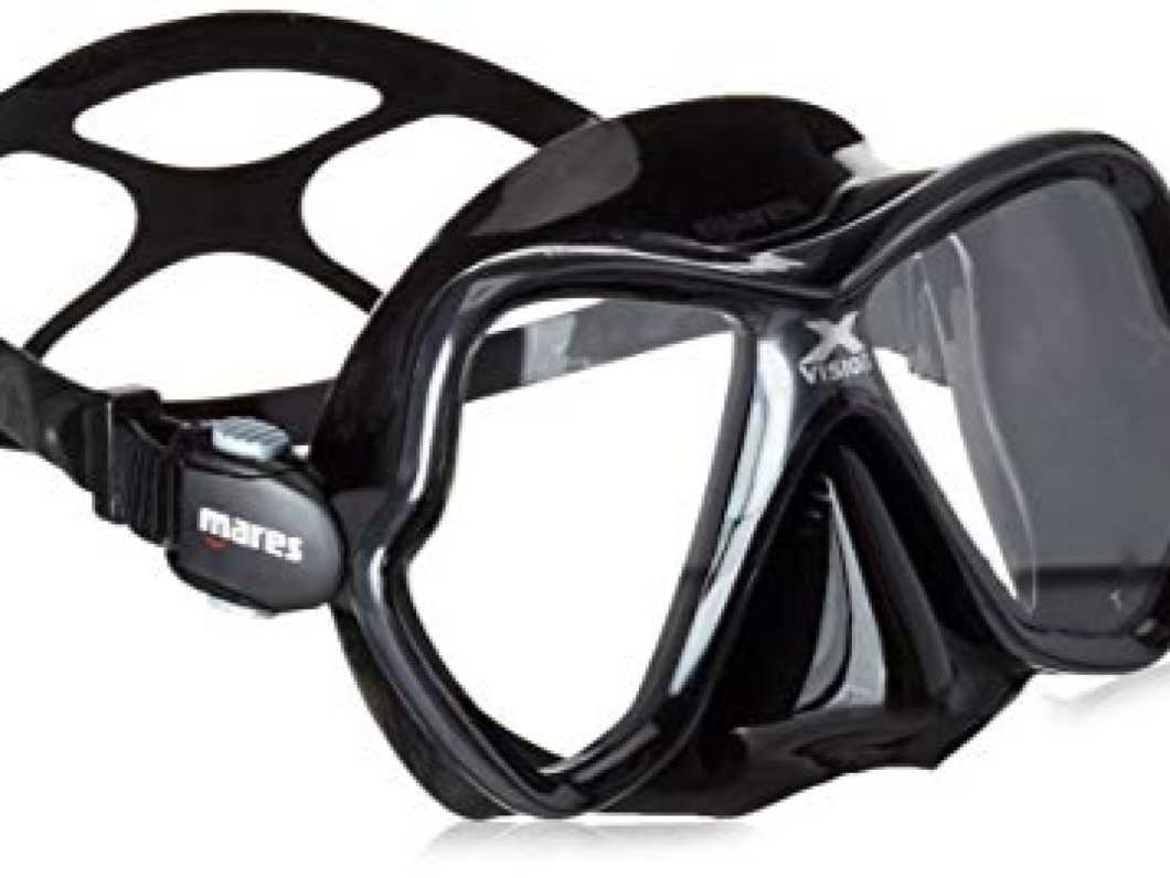 Diving - Snorkelling mask by Mares
