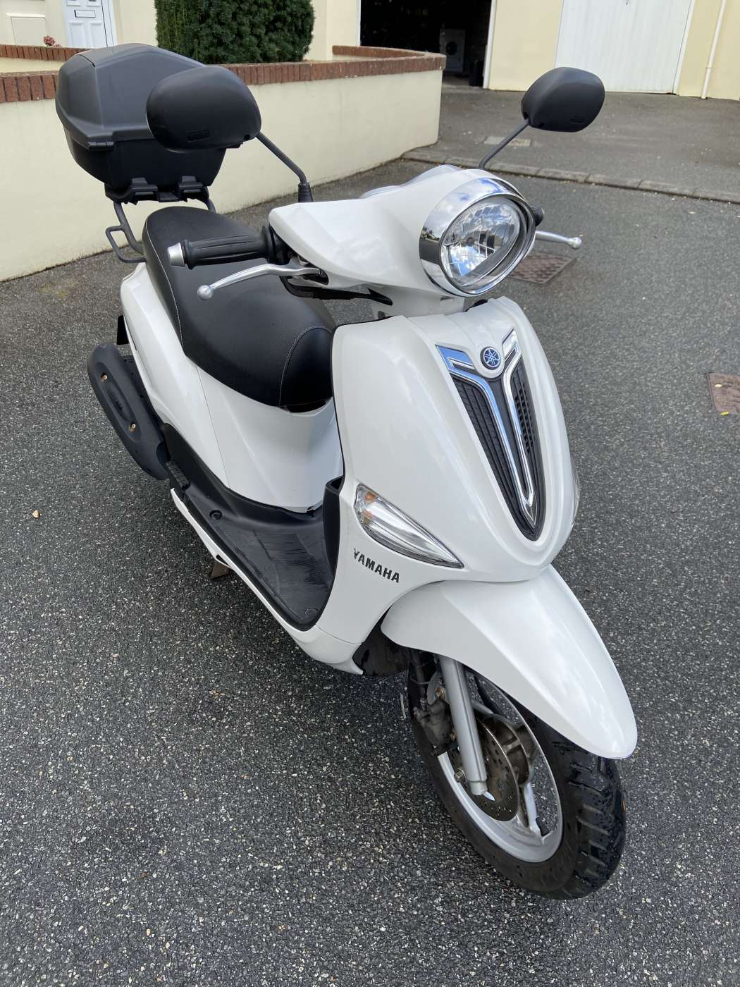 Yamaha Delight 125ccScooter
