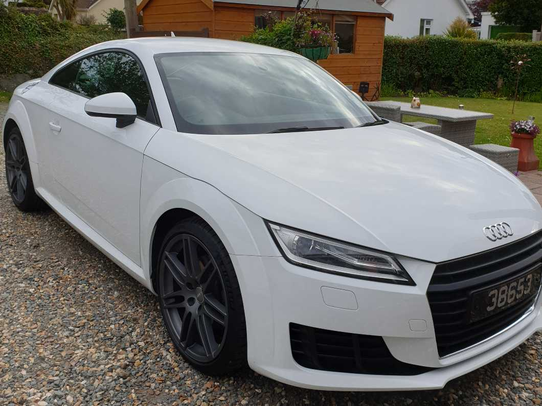 2016 Audi TT 1.8T FSI (VERY LOW PRICE for quick sell)