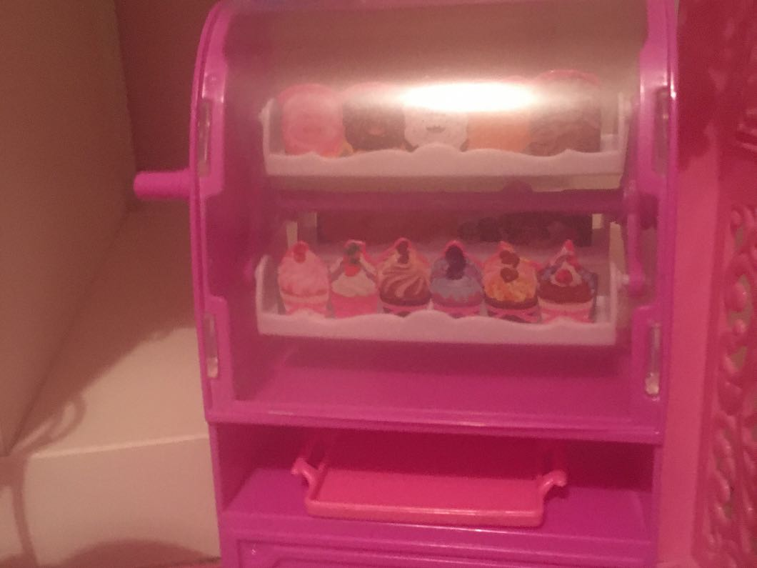Barbie House and selected Barbie Sets