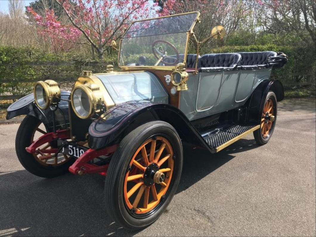 1912 Oakland Model 40 Tourer one of eight known.