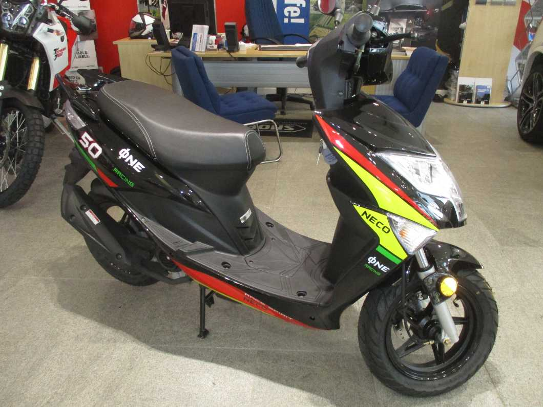 NEW NECO 50CC SCOOTERS SPECIAL OFFER PRICE AT DUQUES ONLY £1395.