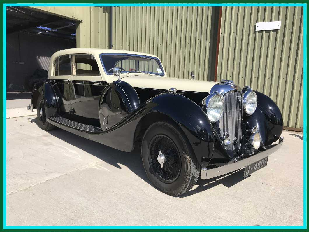 Vintage and Classic car sales and brokerage service.