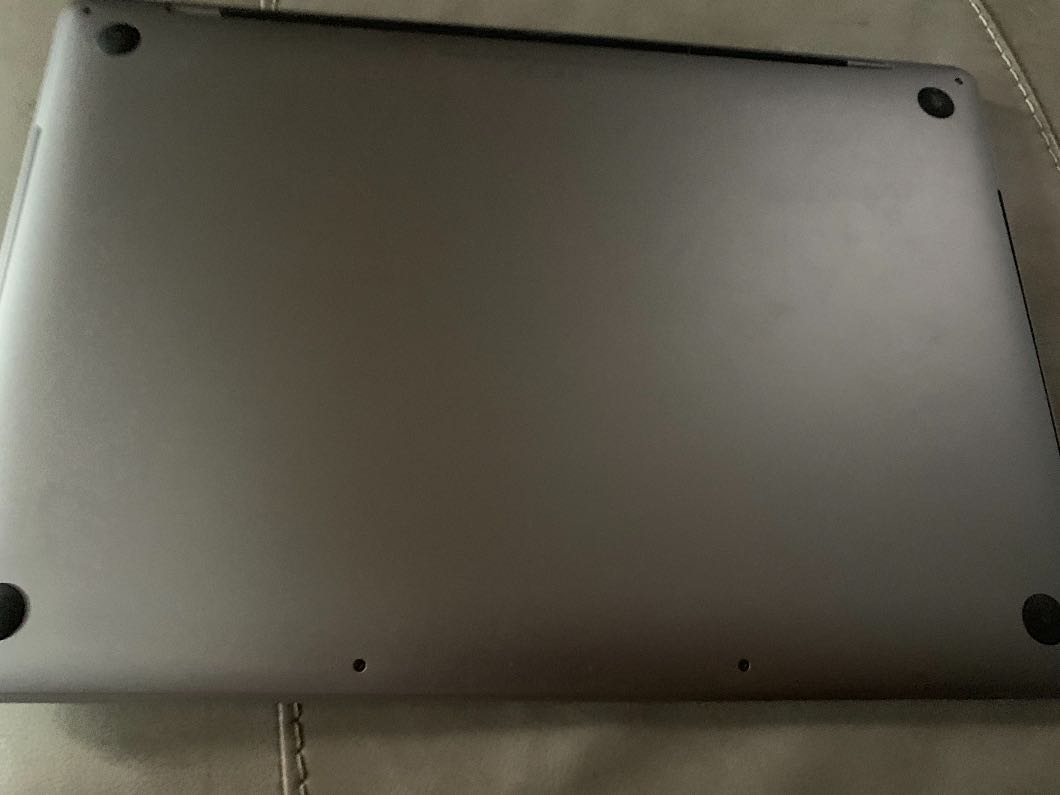 Macbook Pro laptop (space grey) 15 inch  screen with  touchbar (looking for quick sale)