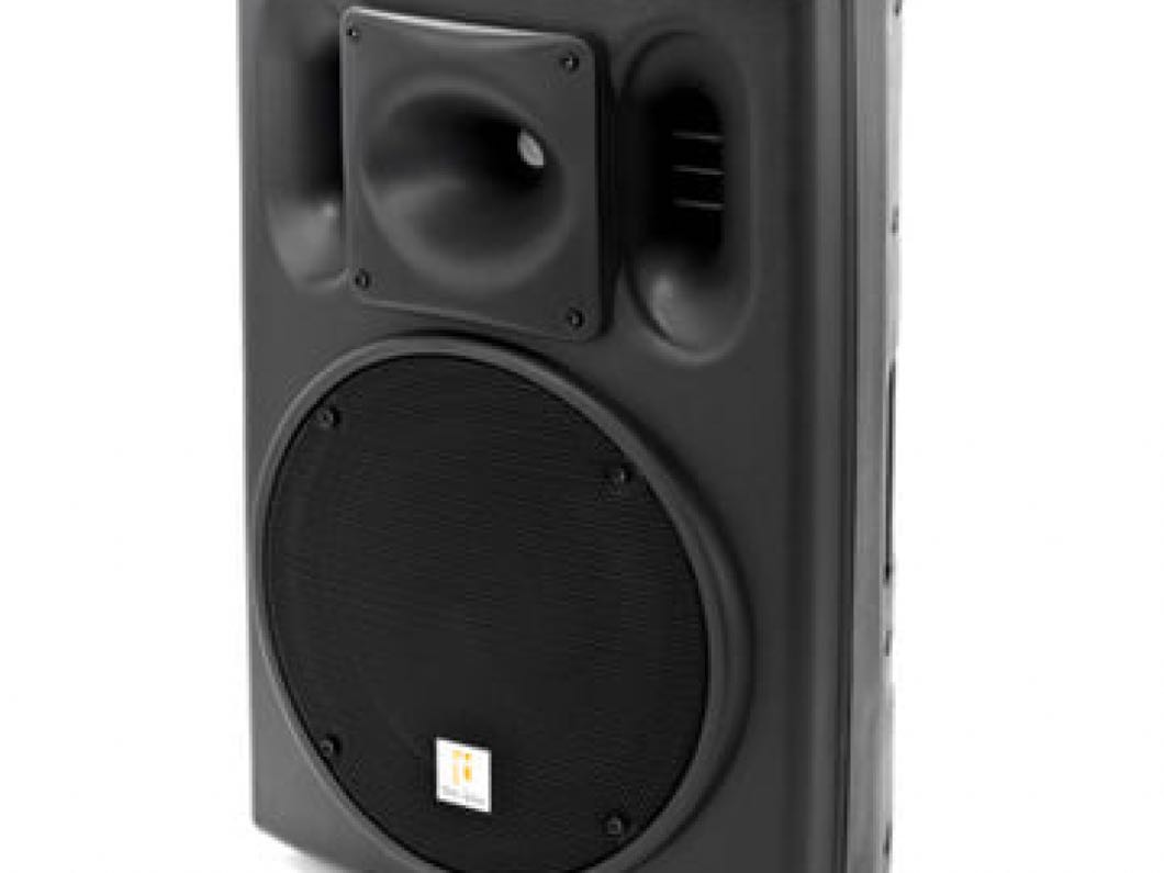 The Box 202A Full Range Active Speakers (pair)