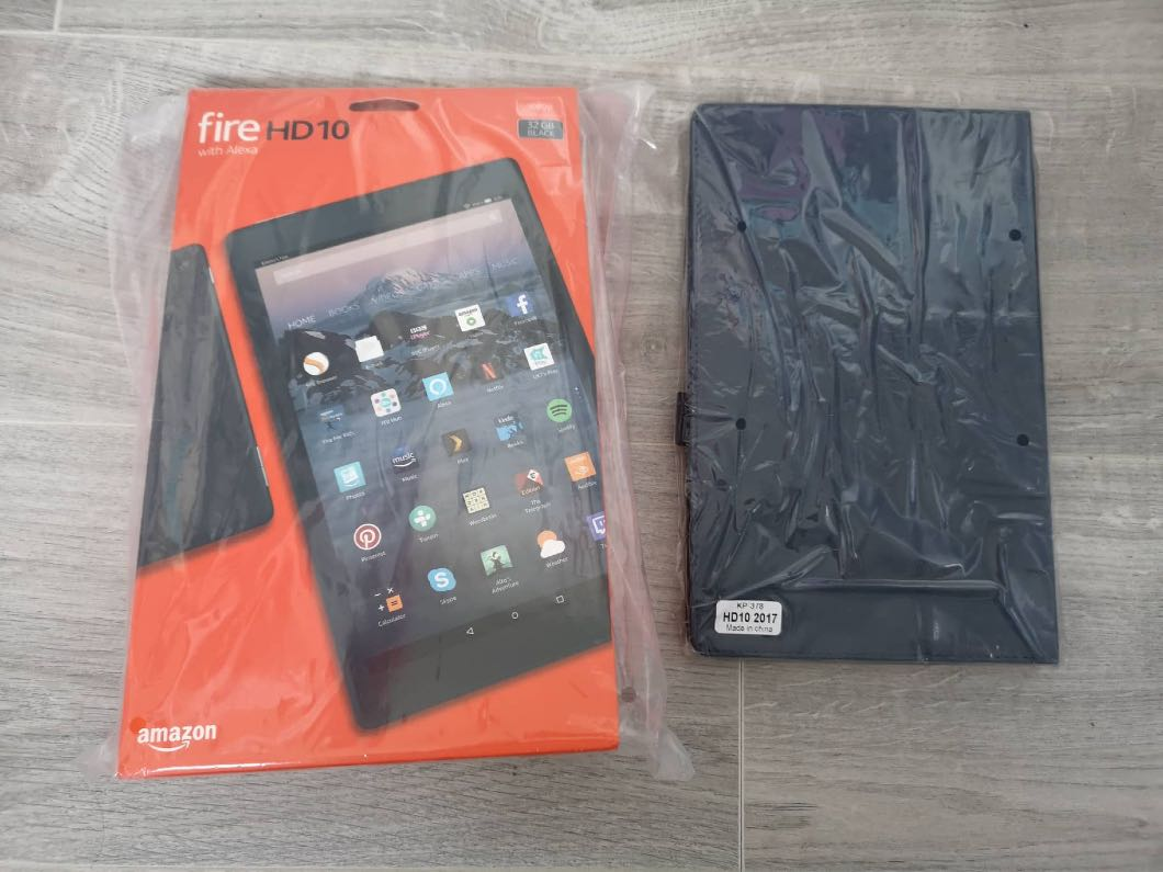 Kindle Fire 10 HD, 32GB, Brand new in sealed box.