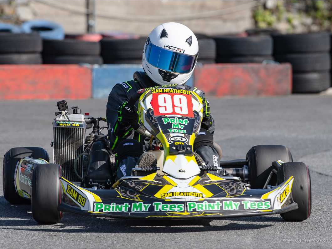 Sodi 125 Junior Max Racing Kart - Complete package ready to race.