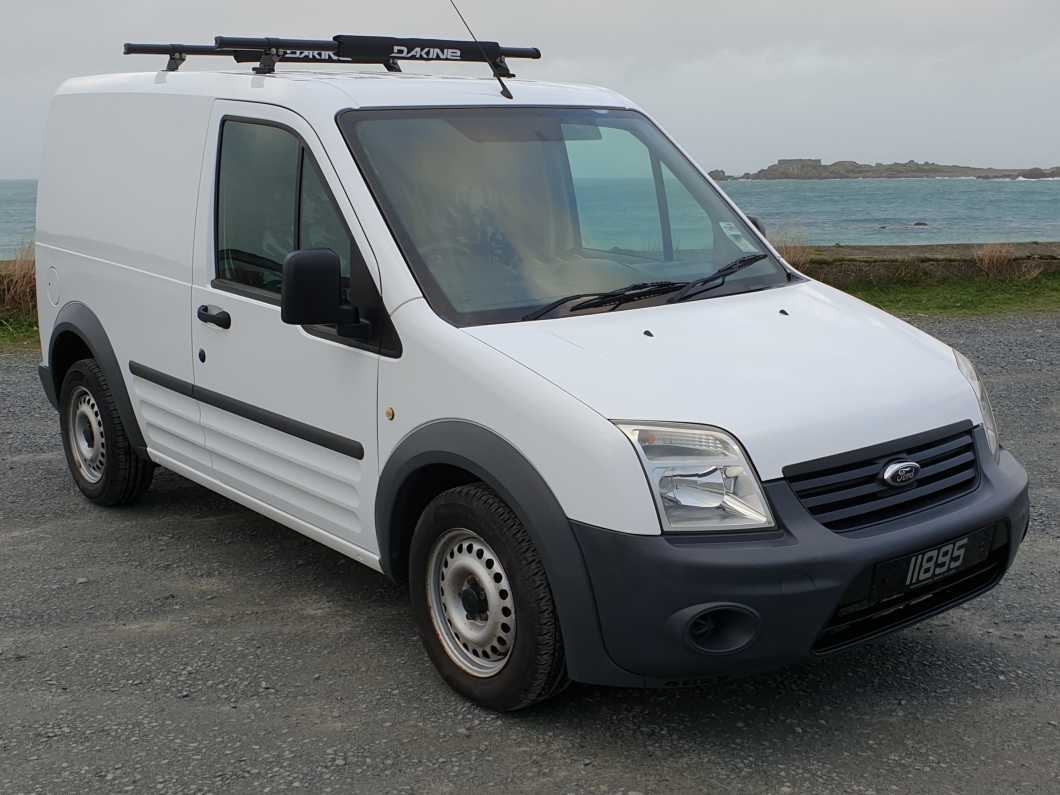 2012 Ford Transit Connect 90 T200