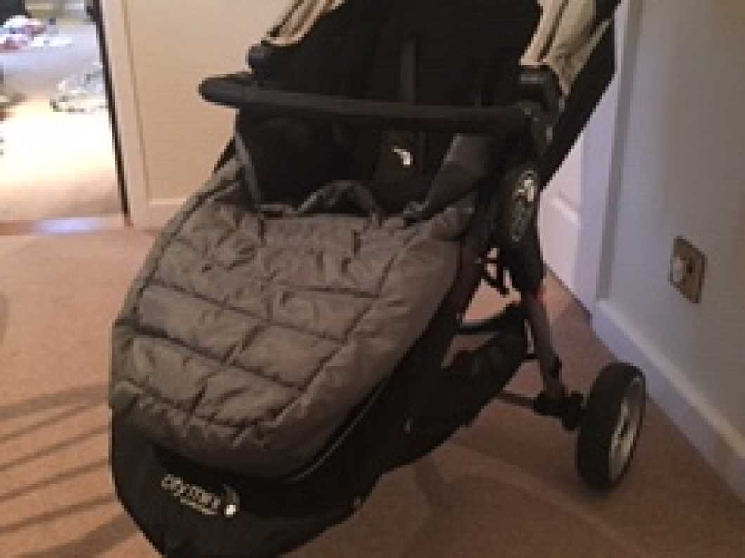 Buggy - City Mini by Baby Jogger