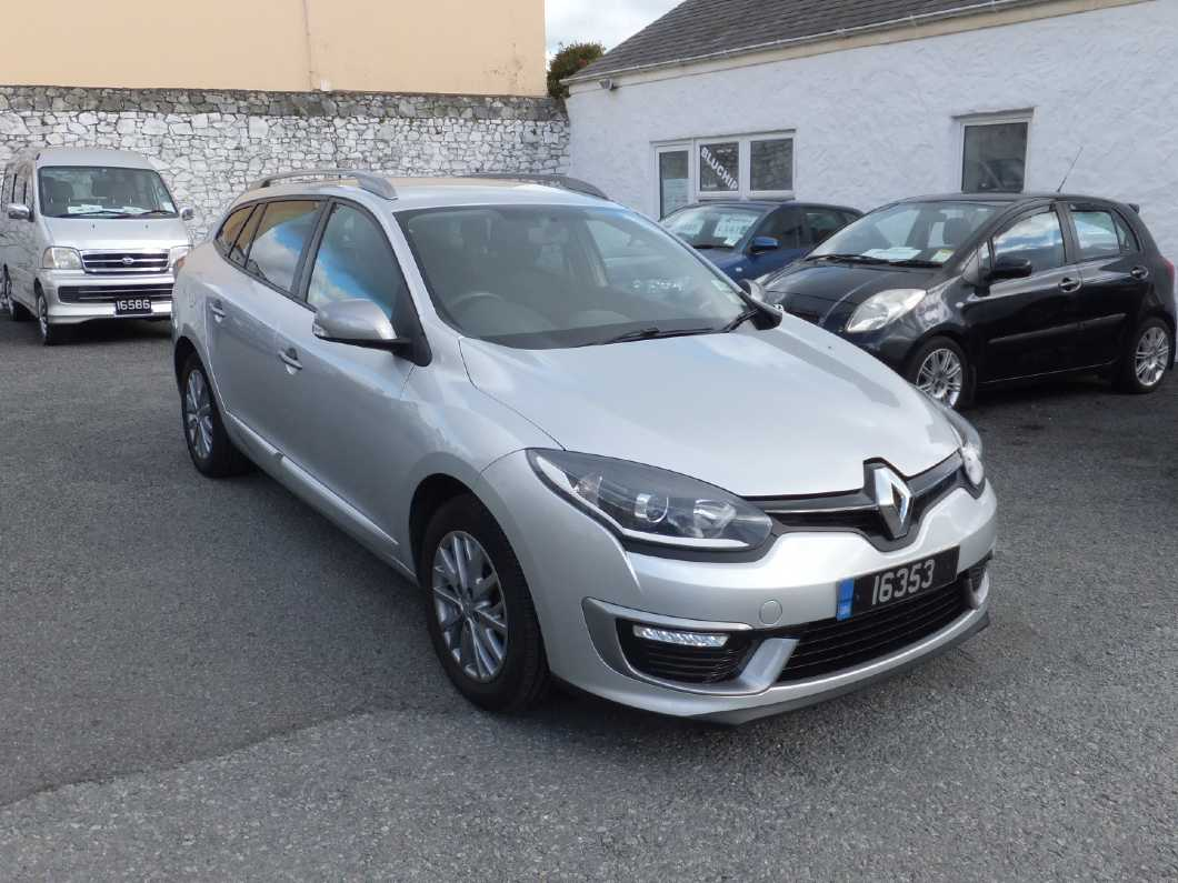 Renault Megane Estate, 2014. PRICE REDUCED