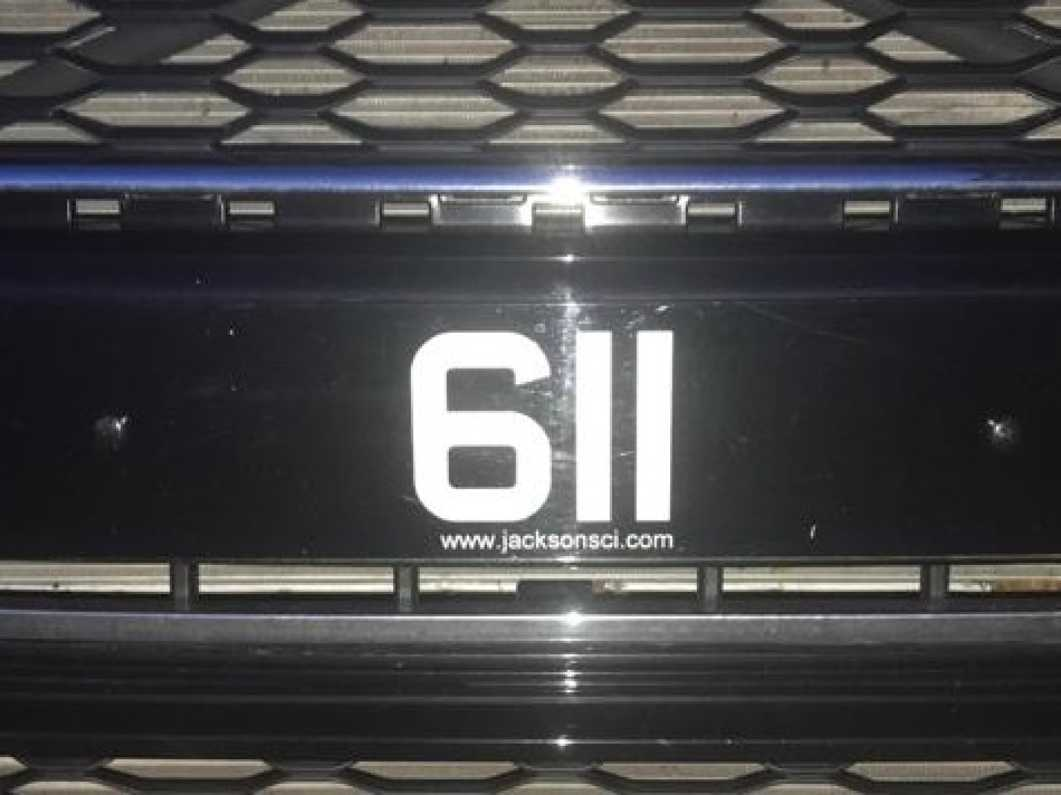 3 Digit Number Plate