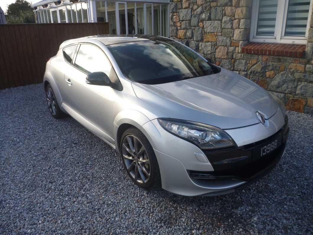 Renault Megane RS 250 Coupe