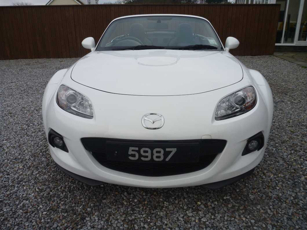 2014 MAZDA MX5 2.0i Sport Tech Roadster Coupe Includes Reg Number but would split