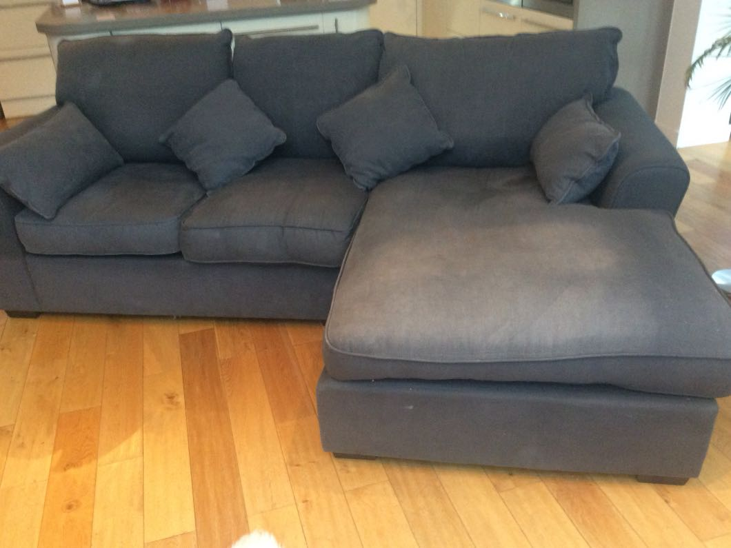 Collins&Hayes 3 seater sofa