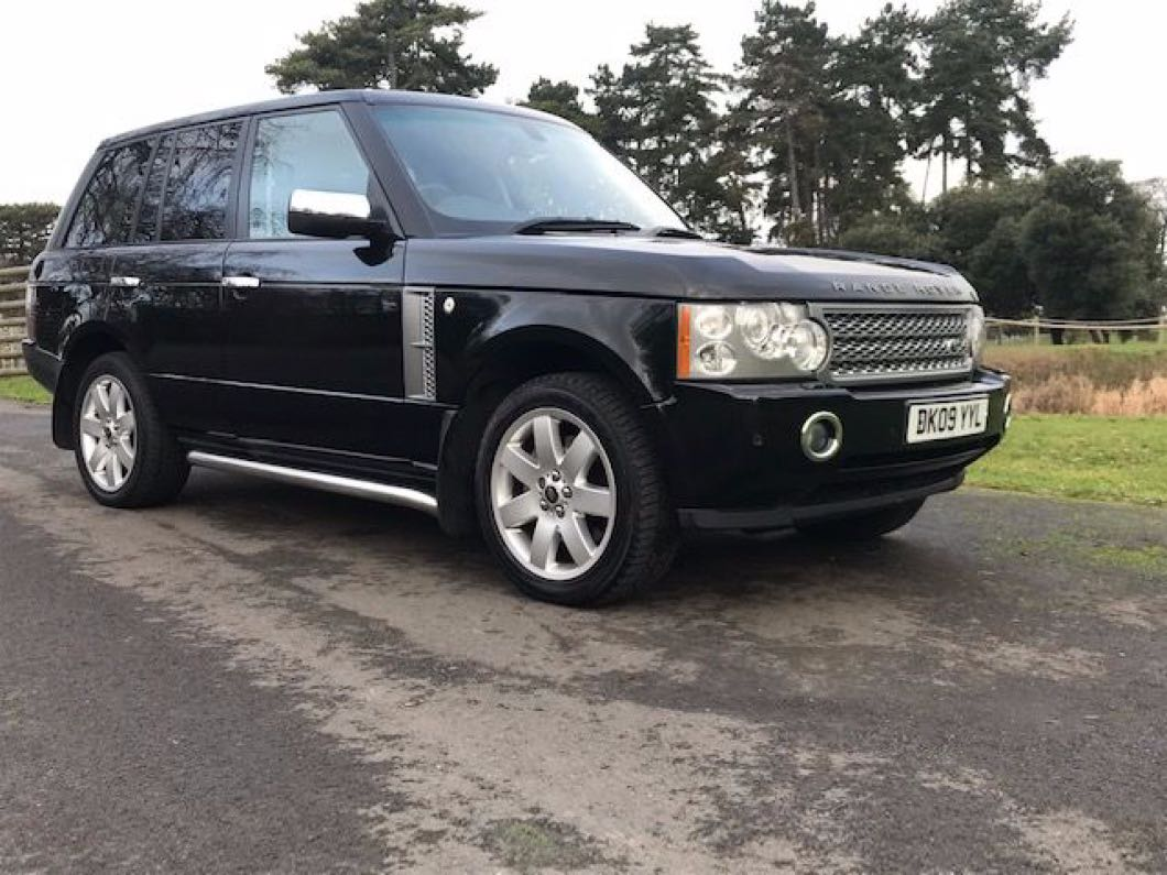 **Range Rover Vogue Wanted**