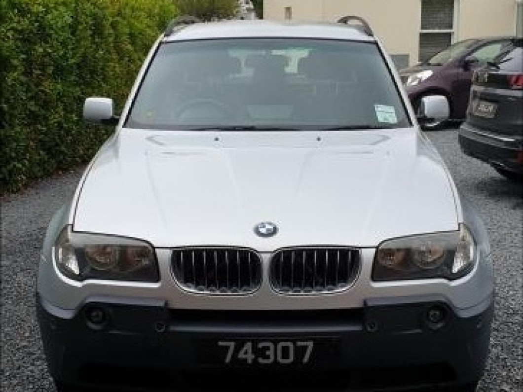 BMW X3 3.0 Petrol (Automatic)