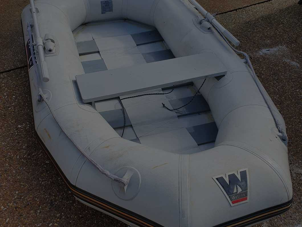 Wetline 230eco dinghy