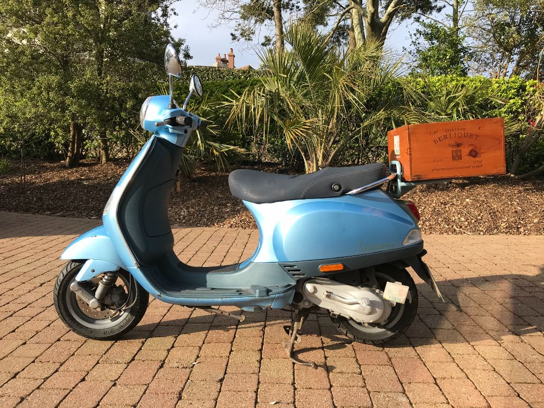 Piaggio Vespa LX - 50 cc for Sale