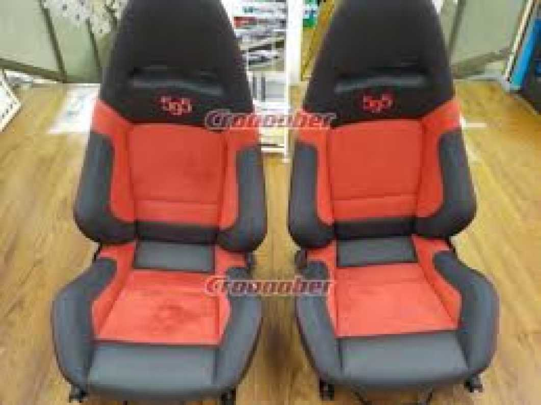 Wanted, Abarth 500 front seats