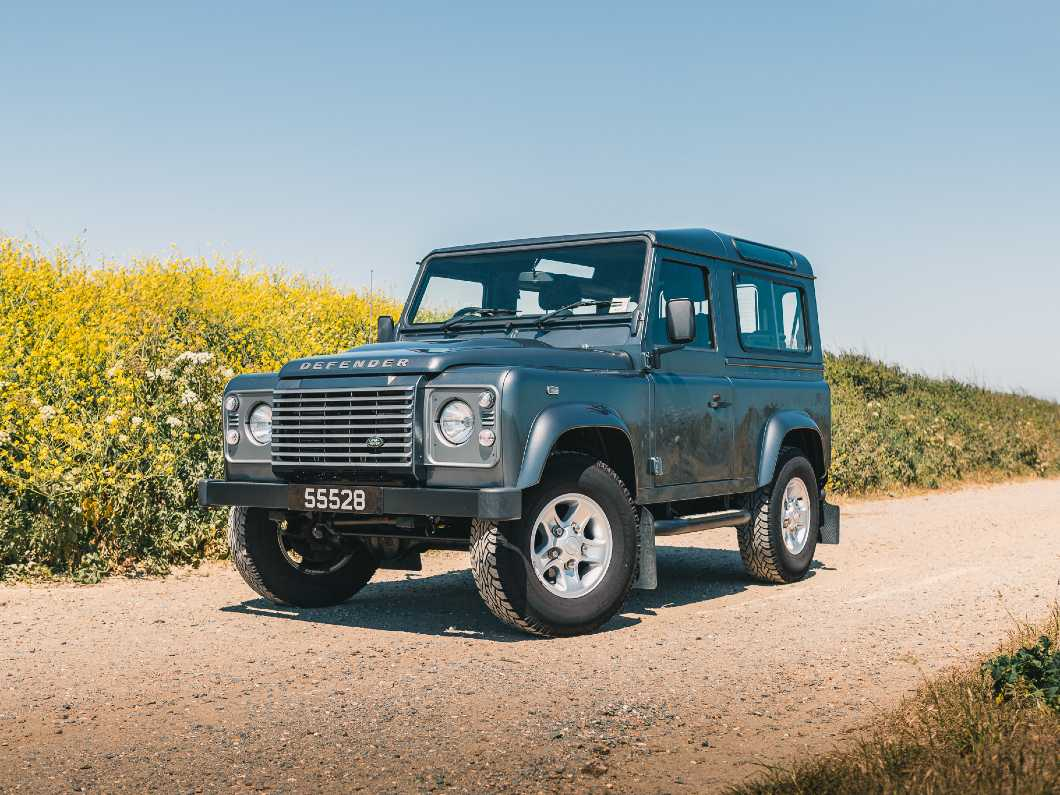 2015 Land Rover Defender 90 XS County Station Wagon