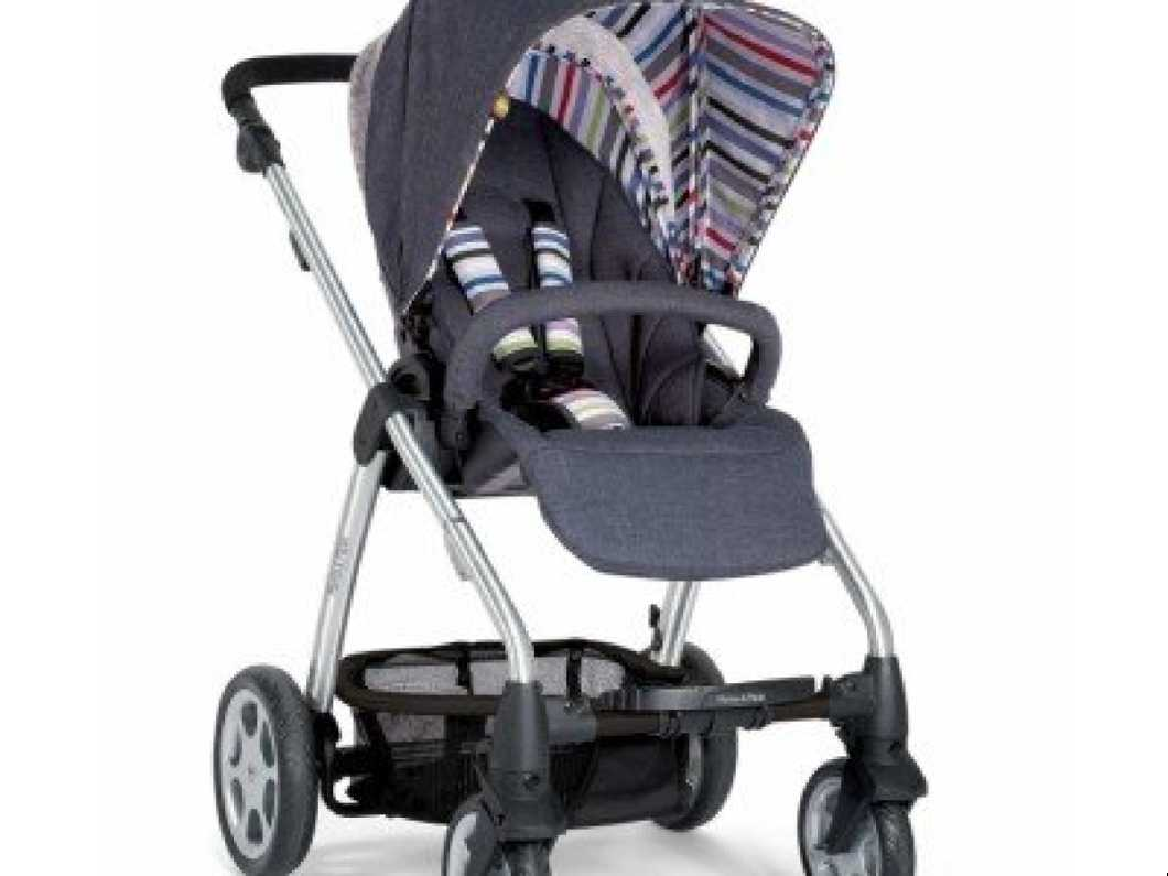 Mamas & papas sola pushchair travel system
